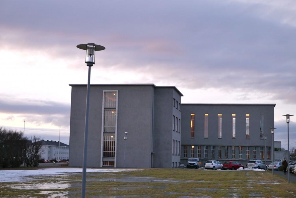 University of Iceland or Háskóli Íslands