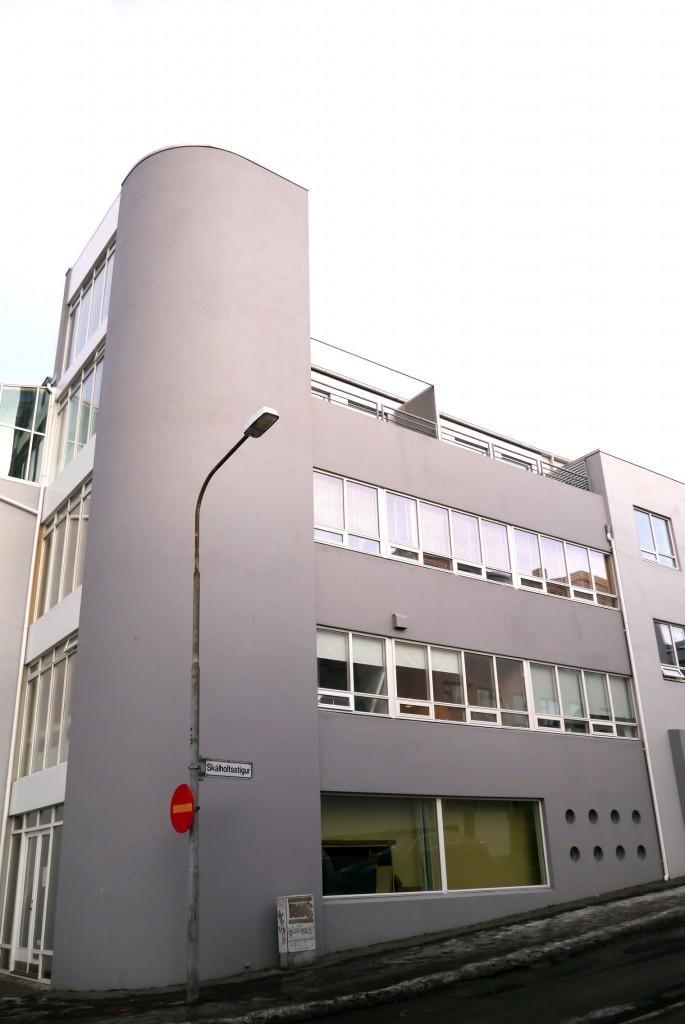 Reykjavík modernist architecture