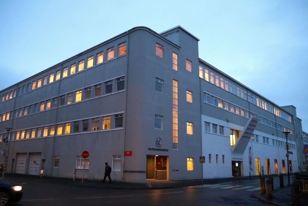 Hafnarhús Reykjavik Art Museum