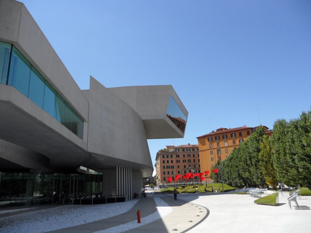 MAXXI museum Rome