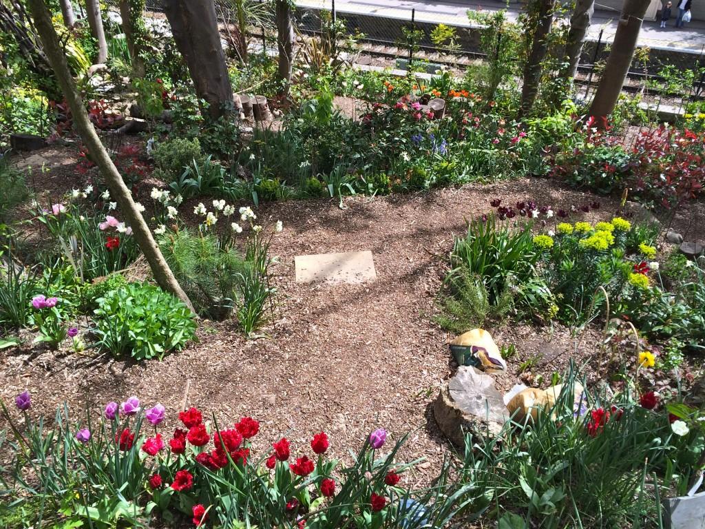 The World Peace Garden