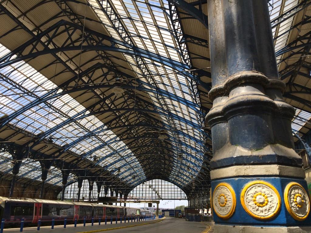 Brighton rail station