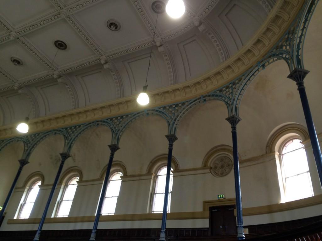 round chapel