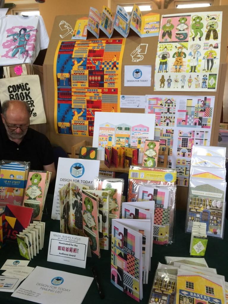 East London Comic Arts Festival