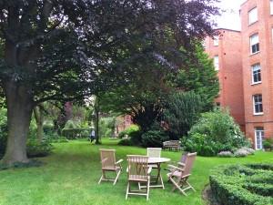 ashworth mansions garden