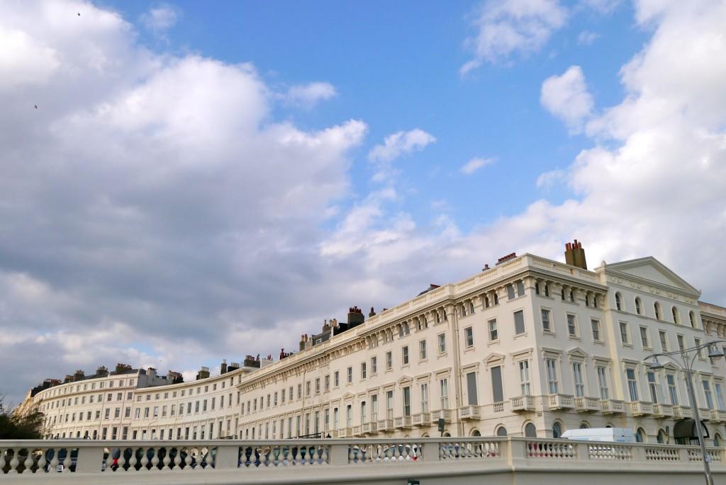 hove regency architecture