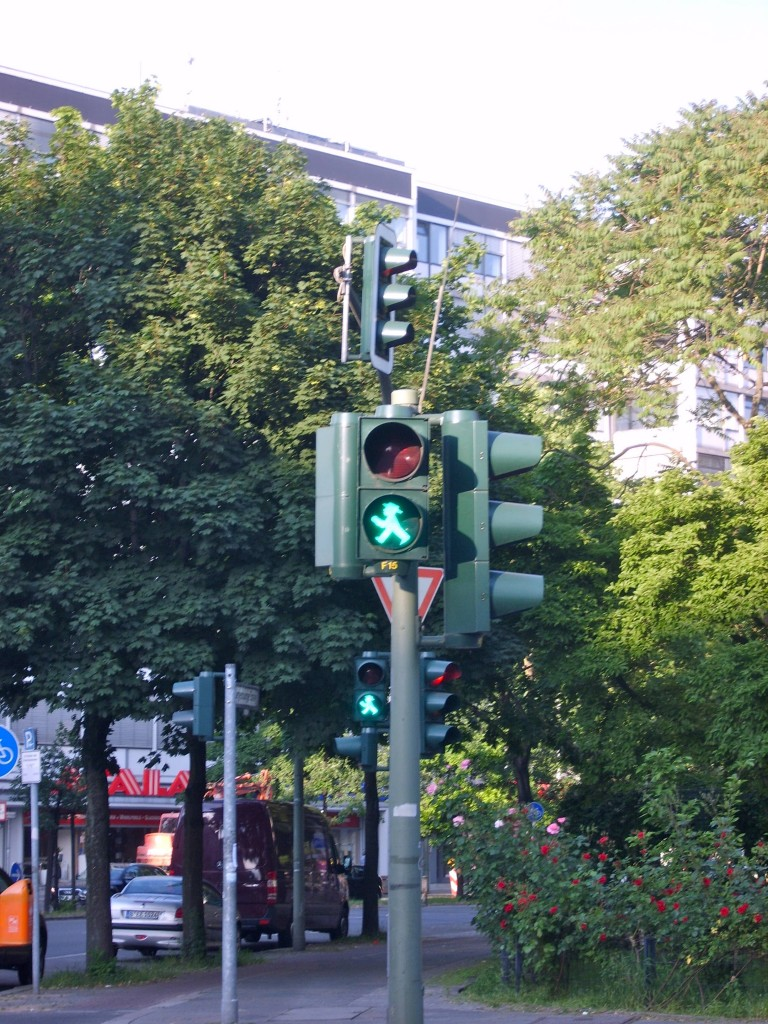 berlin traffic lights