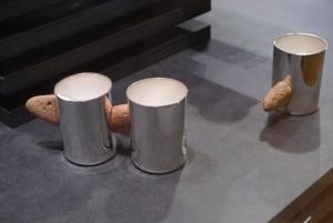 Juxtapose cups by Cara Murphy