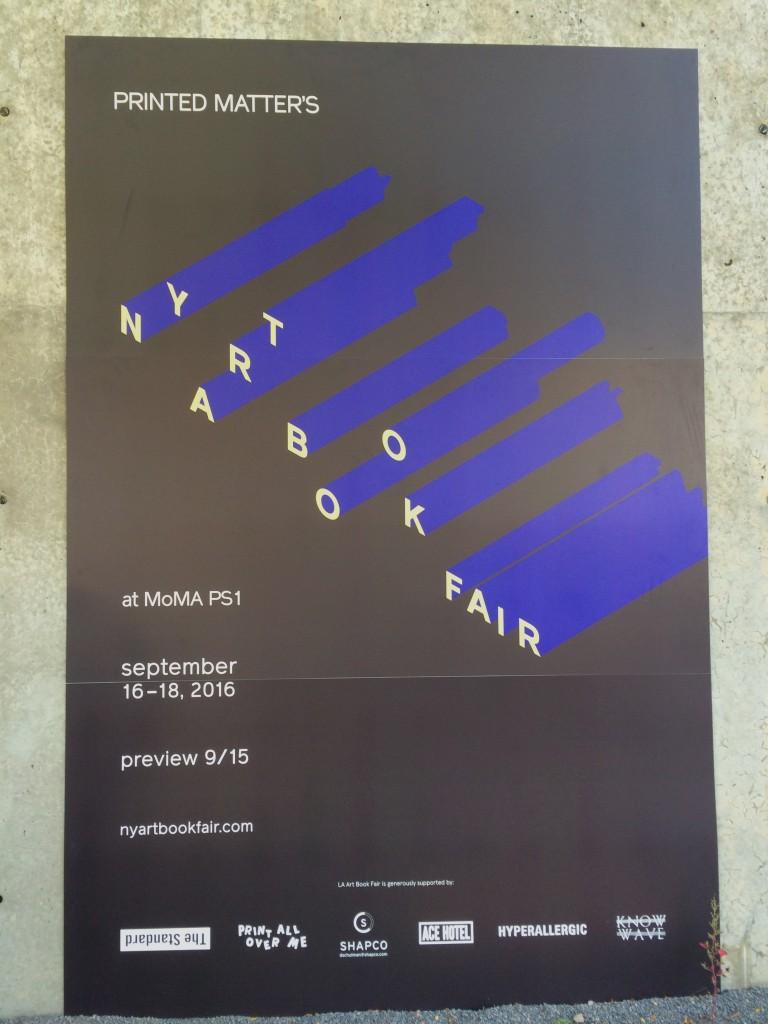 NY ART BOOK FAIR 16