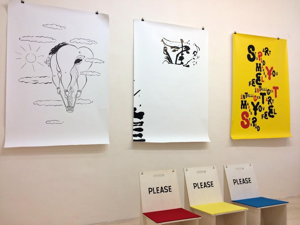 Onestar Press at NY ART BOOK FAIR 16
