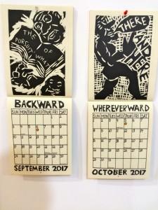 bread & puppet calendar