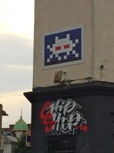 invader brixton