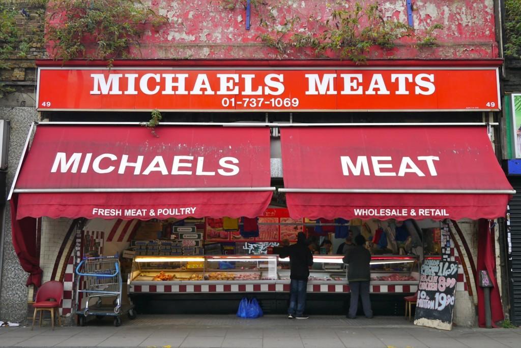 michaels meat brixton