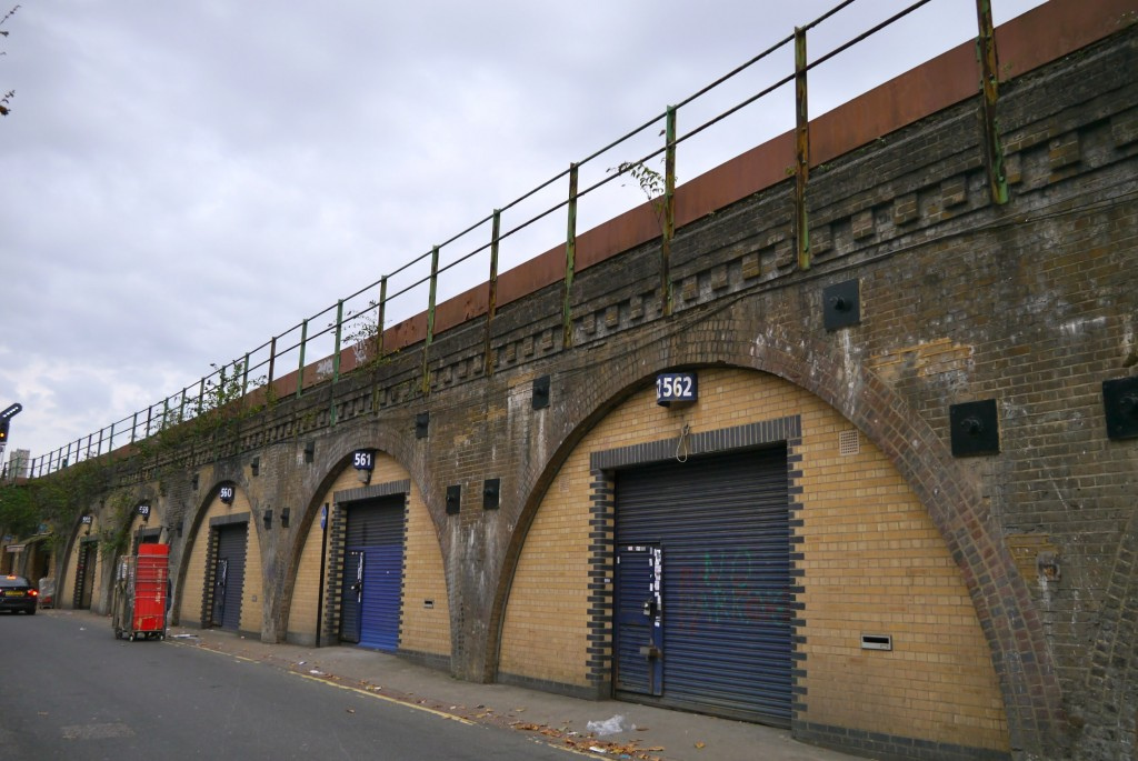 brxiton railway arches