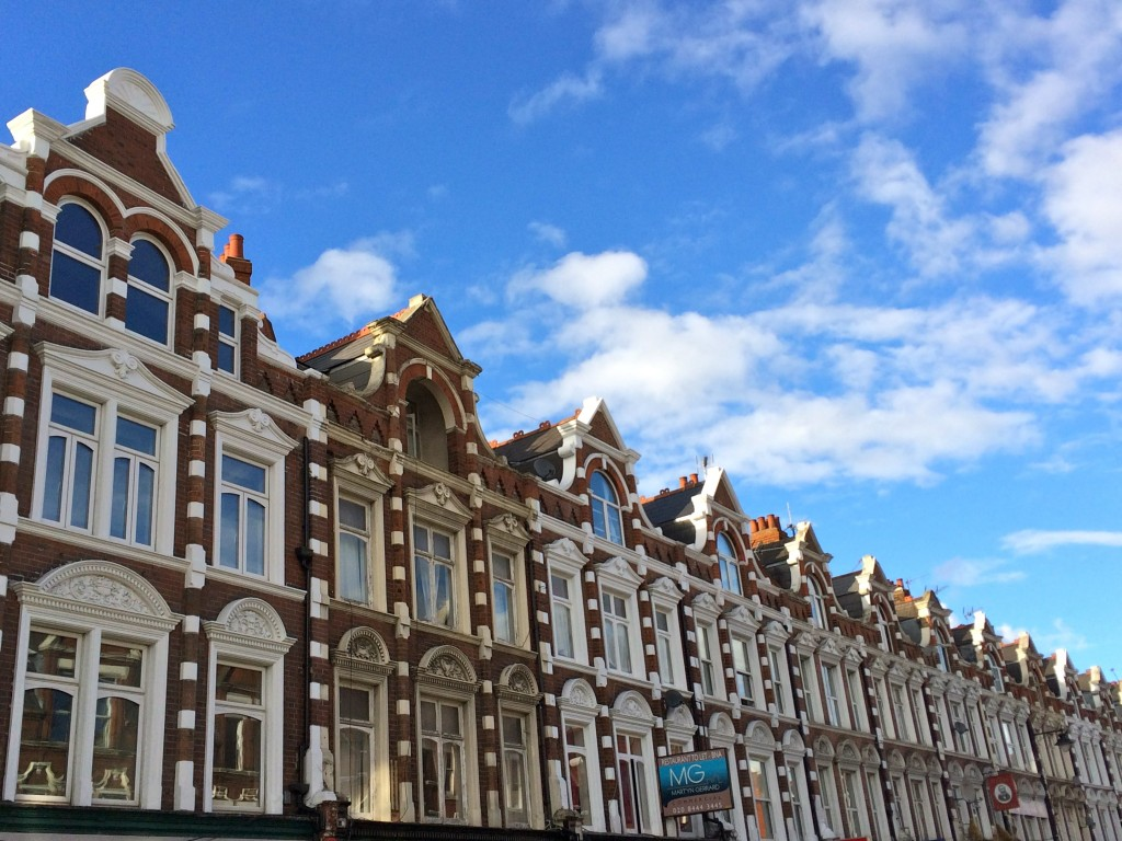 crouch end victorian buildings