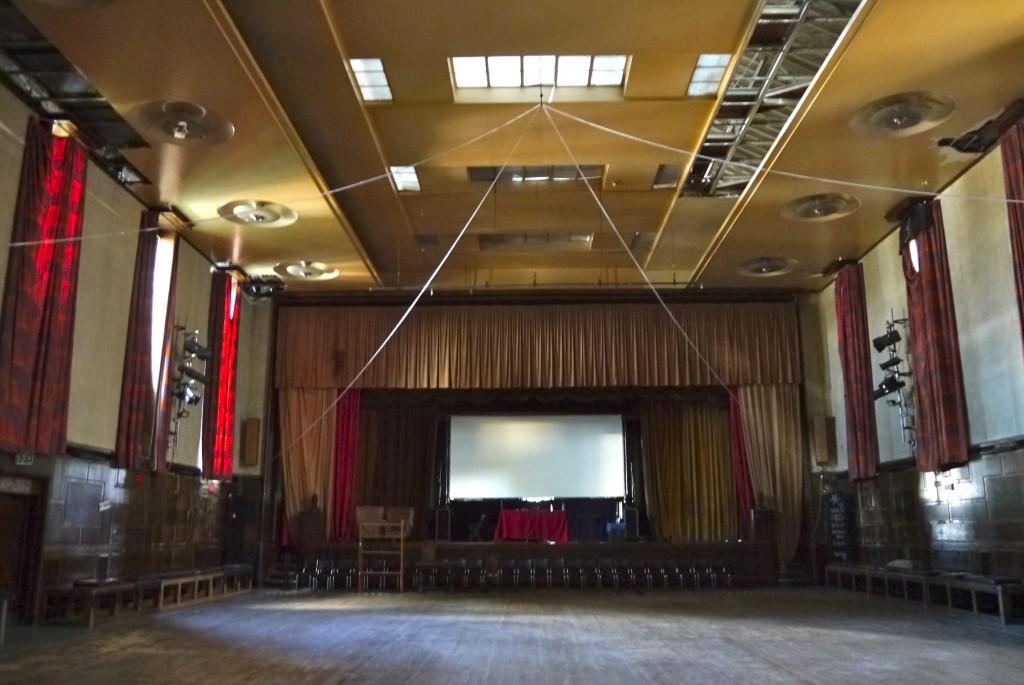 hornsey town hall ballroom