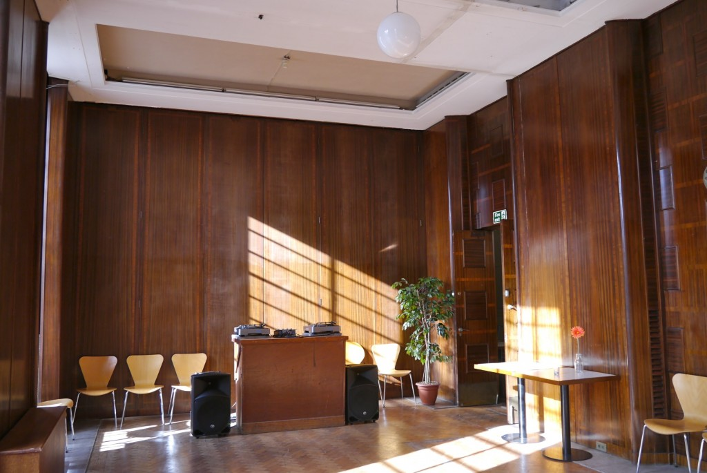 hornsey town hall The Committee Rooms