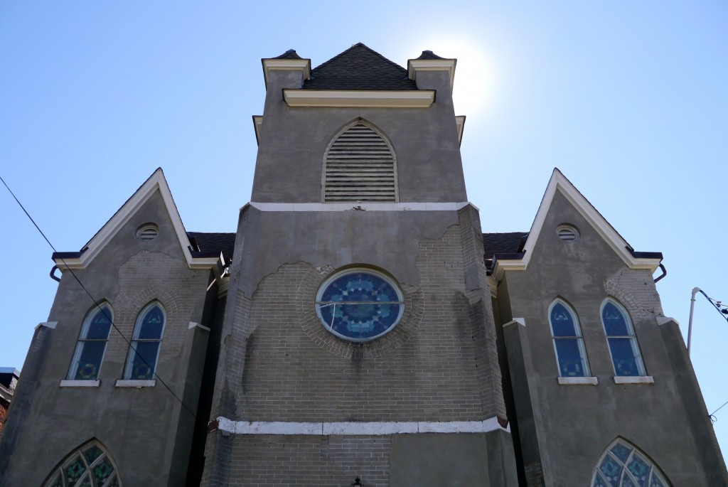 The African Methodist Episcopal Zion Church of Newburgh