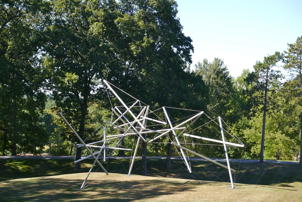 kenneth snelson free ride home 1974