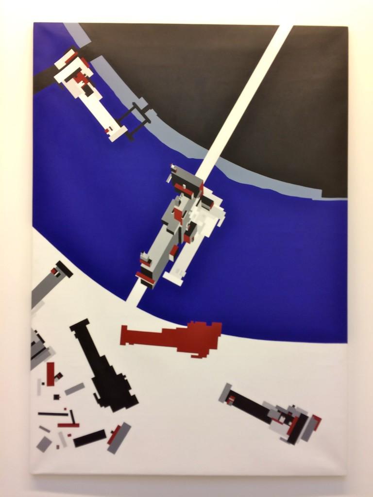 Malevich's Tektonik (1976-77)