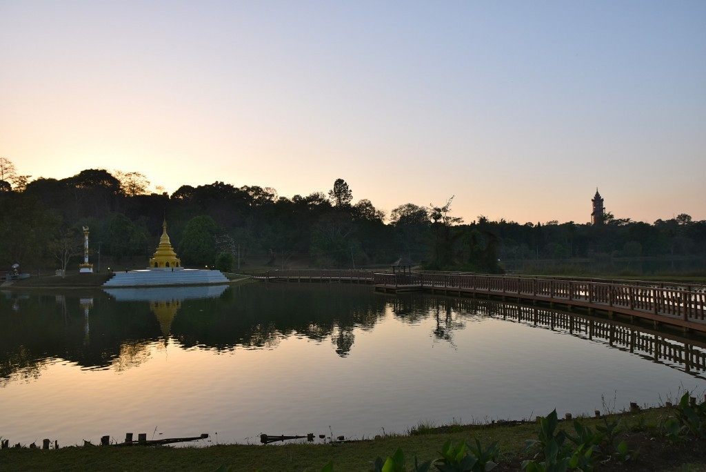National Kandawgyi Botanical Gardens