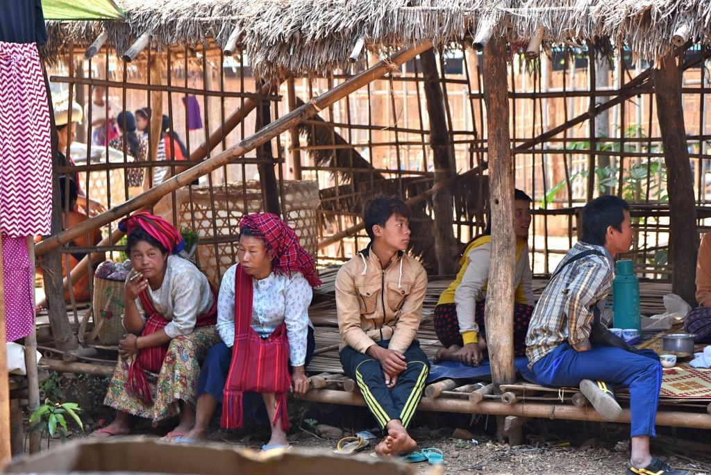 inle lake villager