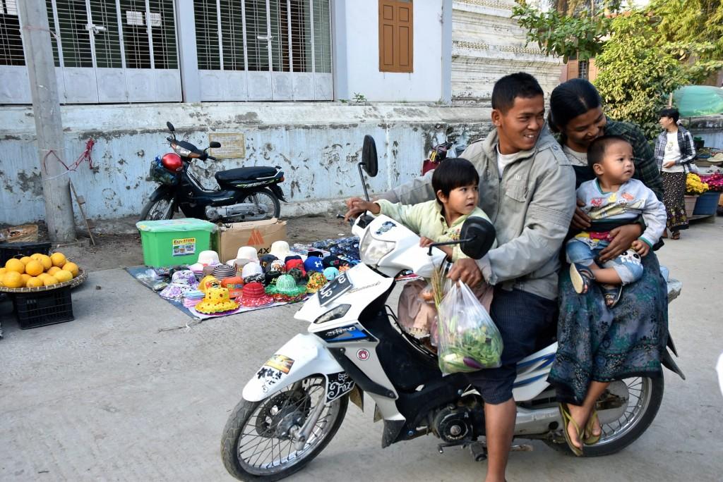 burmese family
