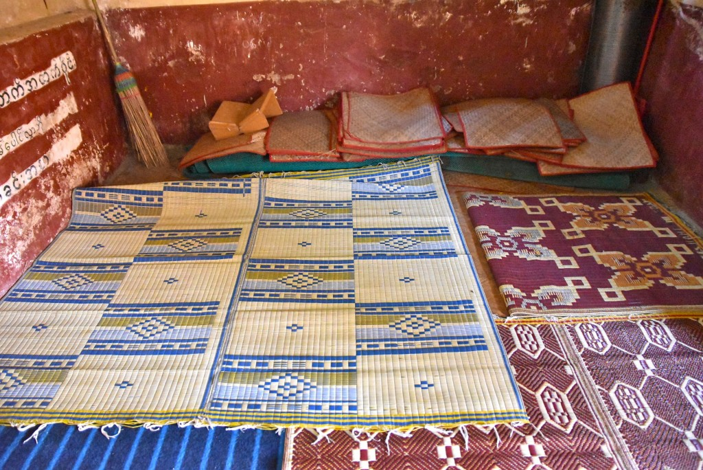 burmese carpet