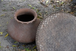 burmese pottery