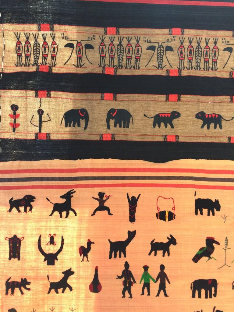 burmese textiles