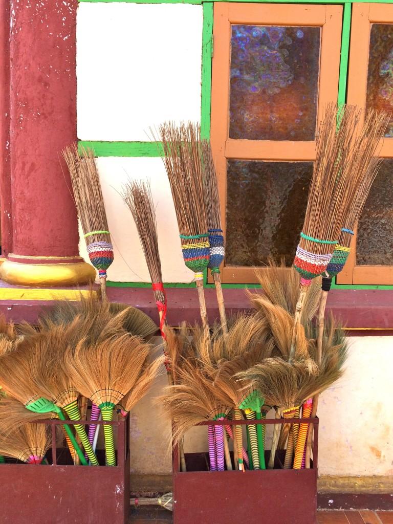 burmese brooms