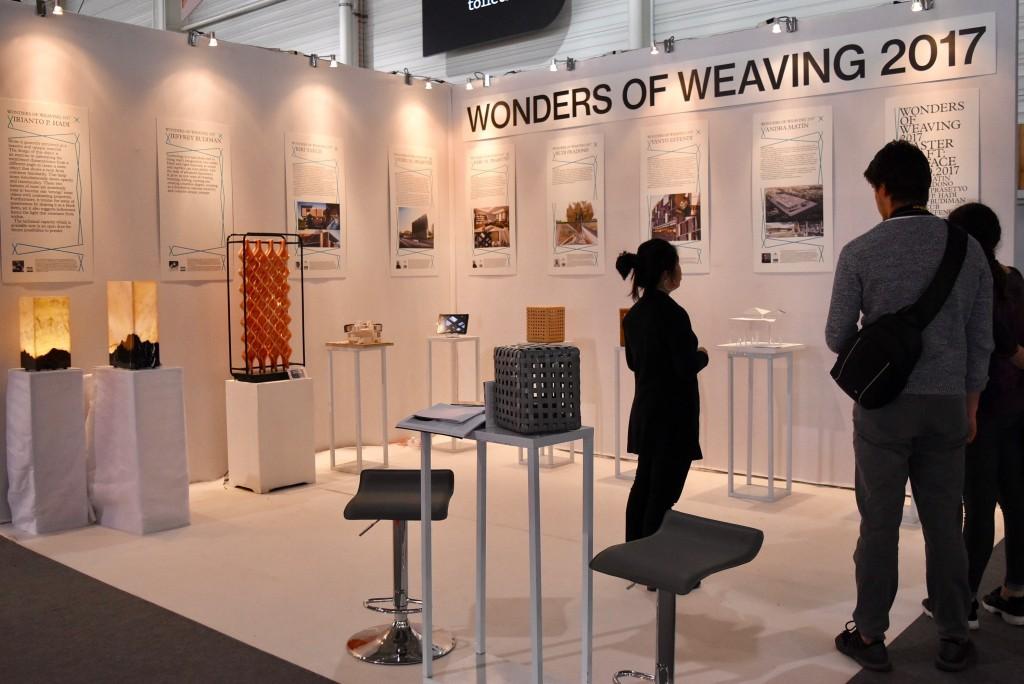 wonders of weaving