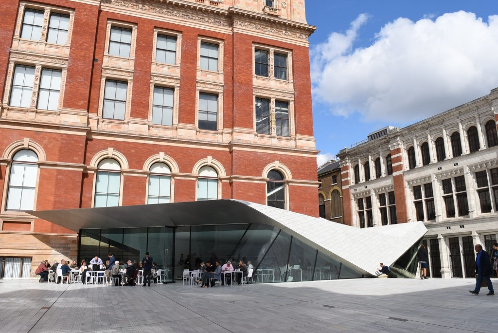 v & a sackler centre
