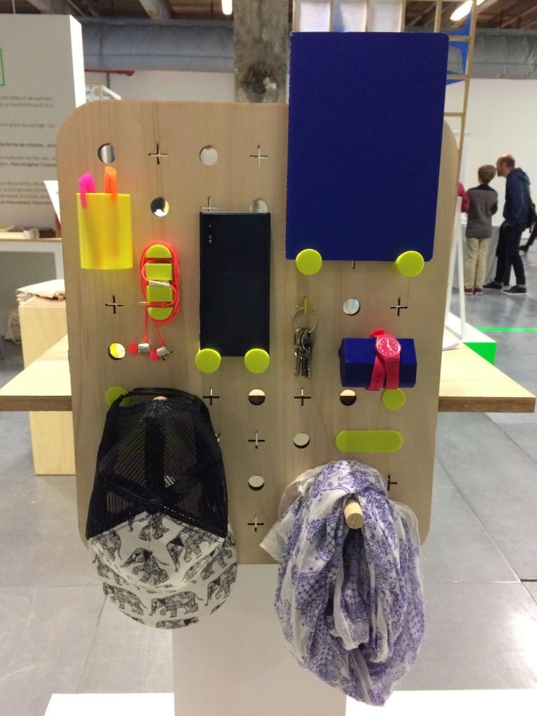 plug and make [organizer]