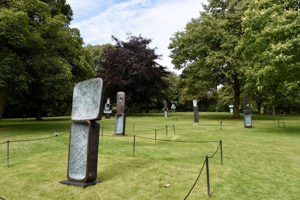 Barbara Hepworth: The Family of Man