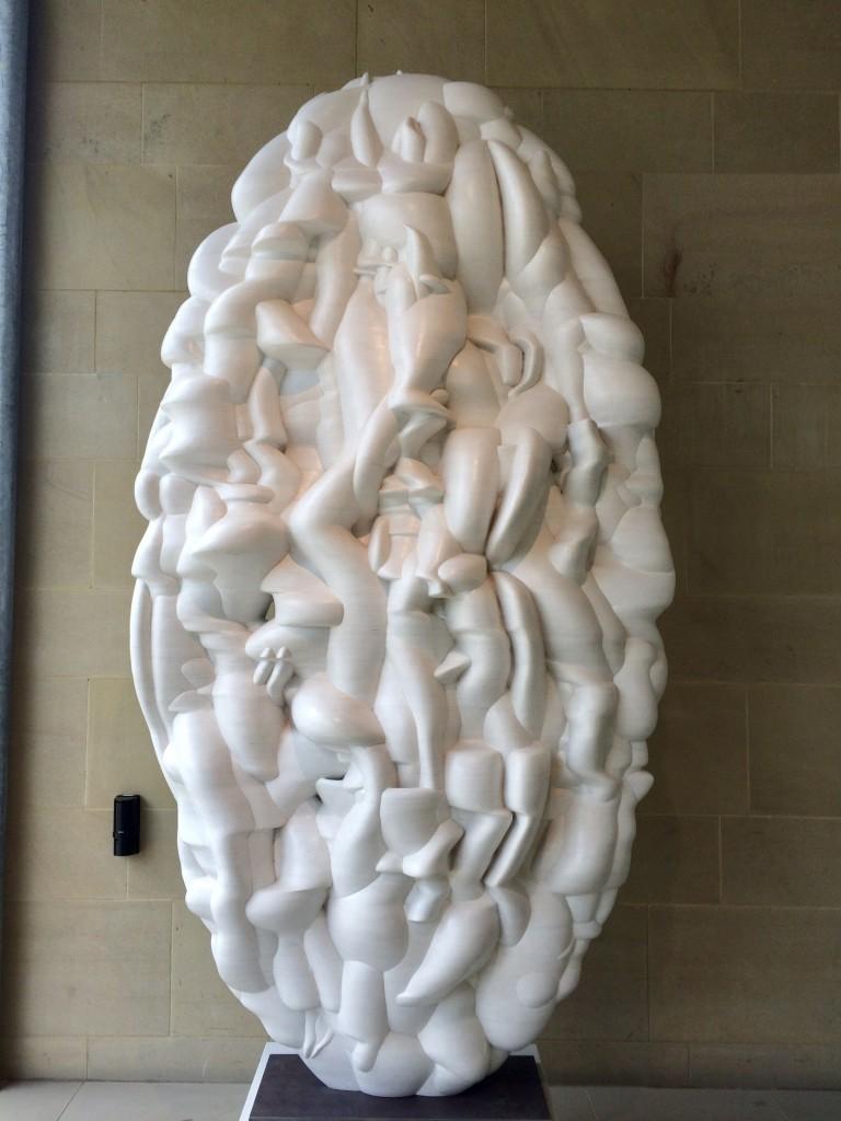 tony Cragg yorkshire sculpture park