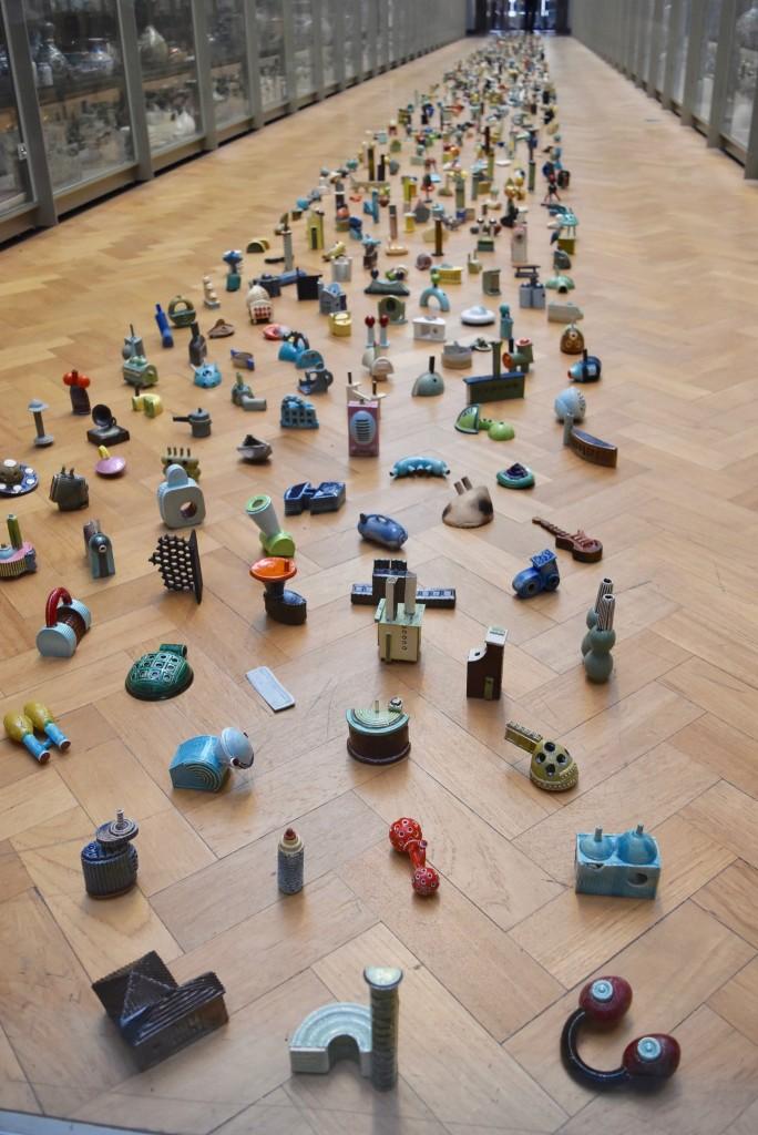 'Metropolis' by Lubna Chowdhary,