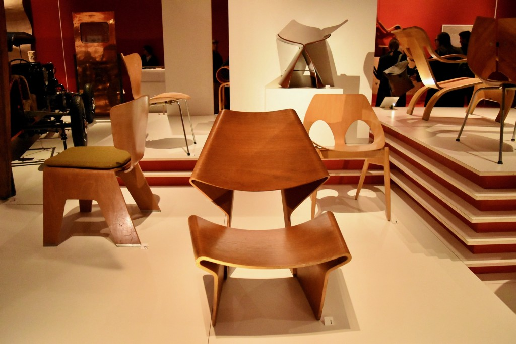 plywood exhibition