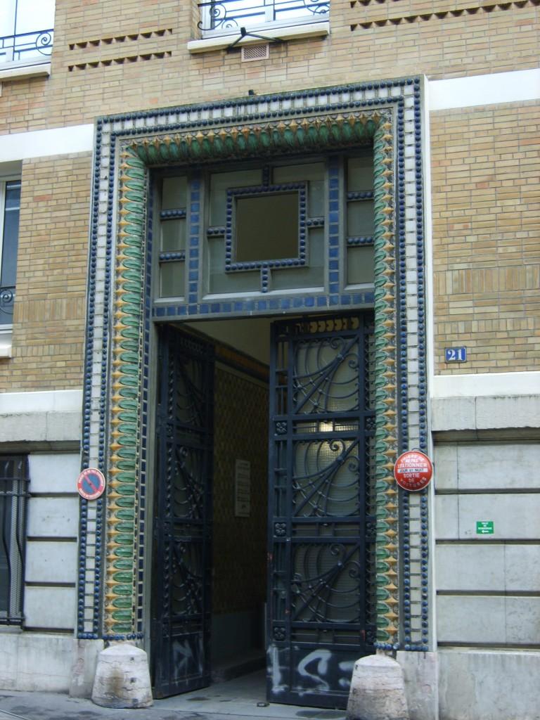 8 rue Jasmin