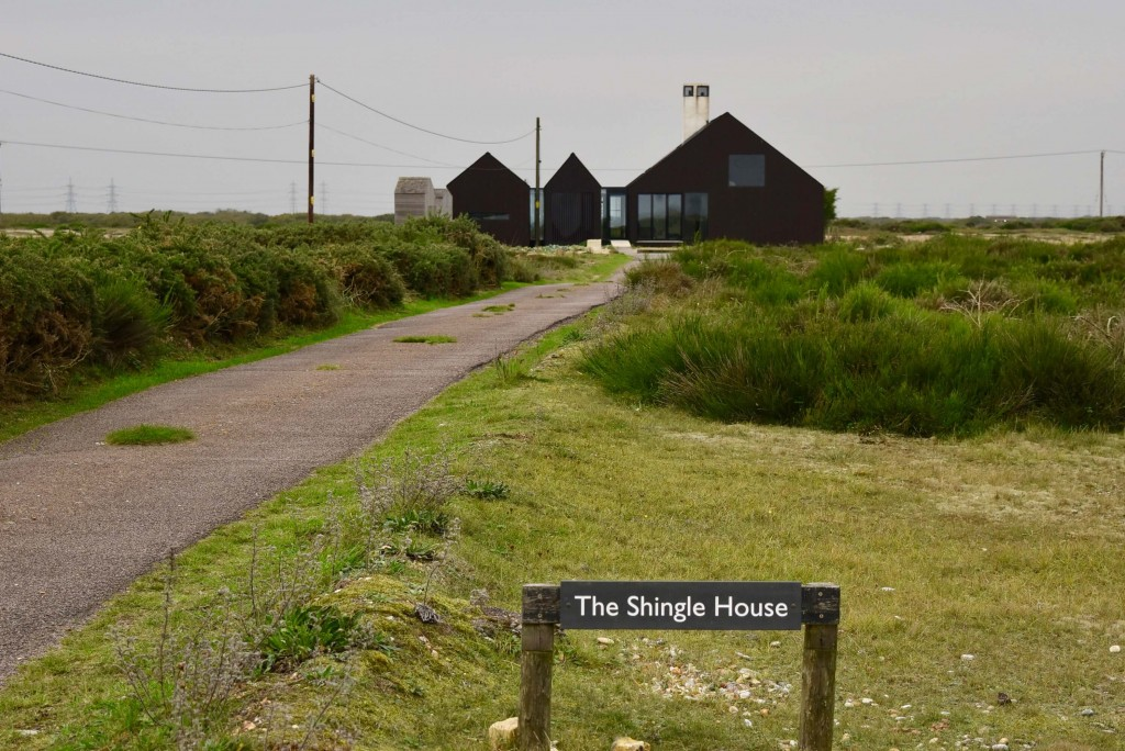 The Shingle House