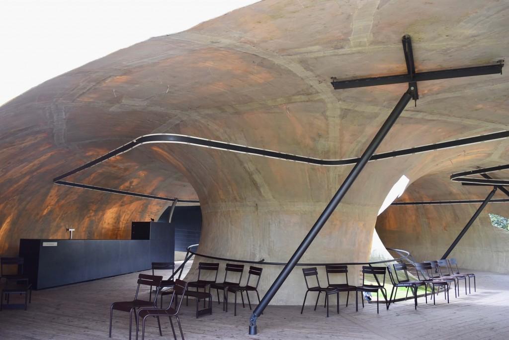 The Radić Pavilion