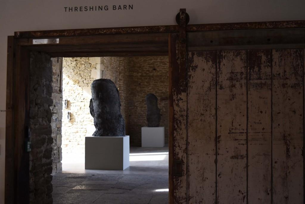 Swiss Sculptor Hans Josephsohn's sculptures