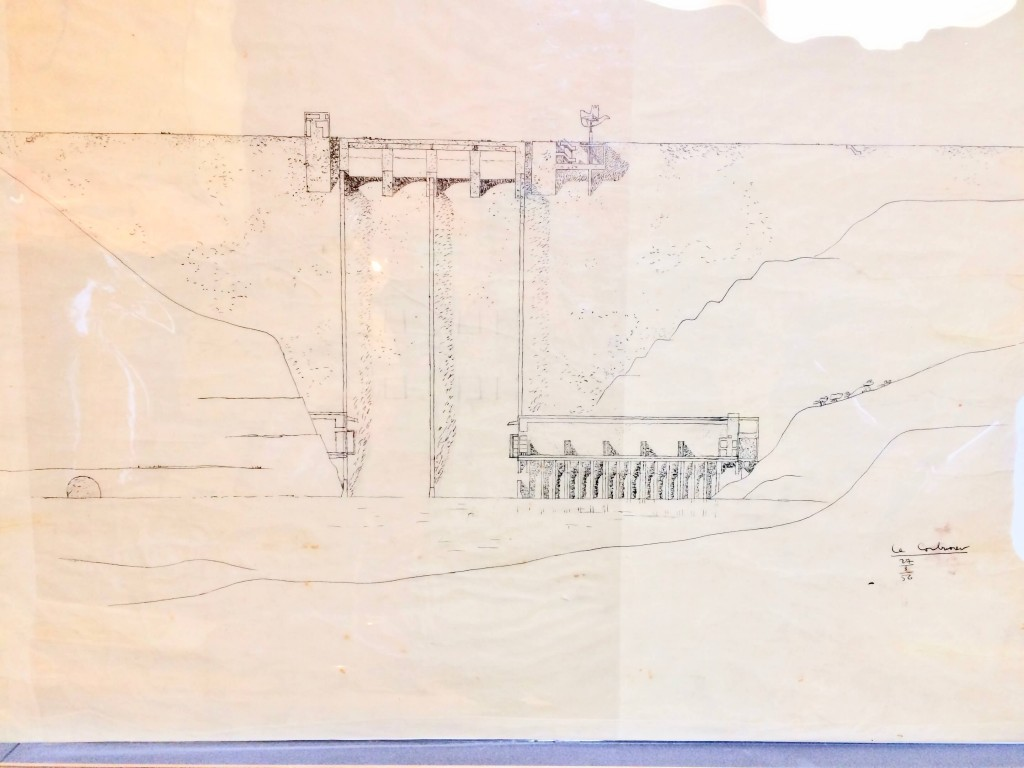 Le Corbusier drawing matters