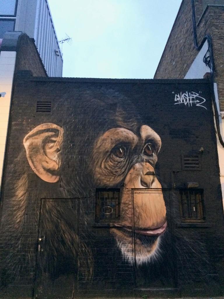 street art camden