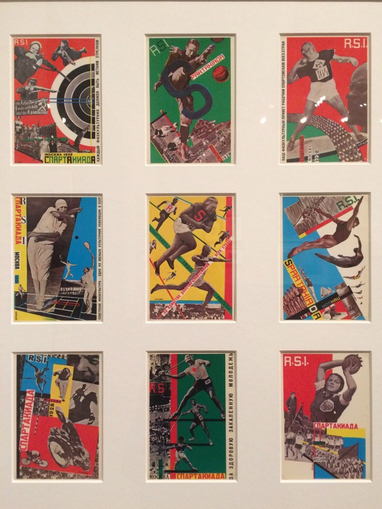 Red Star Over Russia: A Revolution in Visual Culture 1905–55