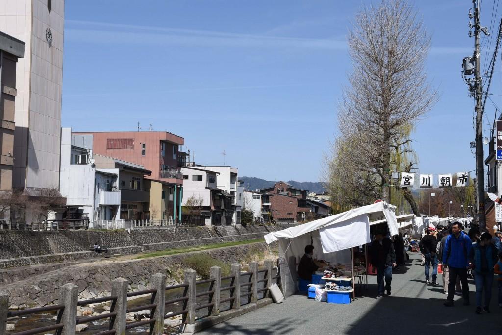takayama Miyagawa market
