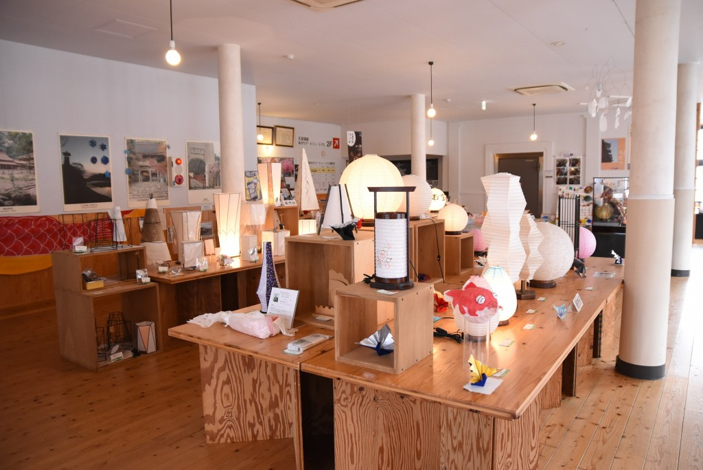 washi akari art gallery