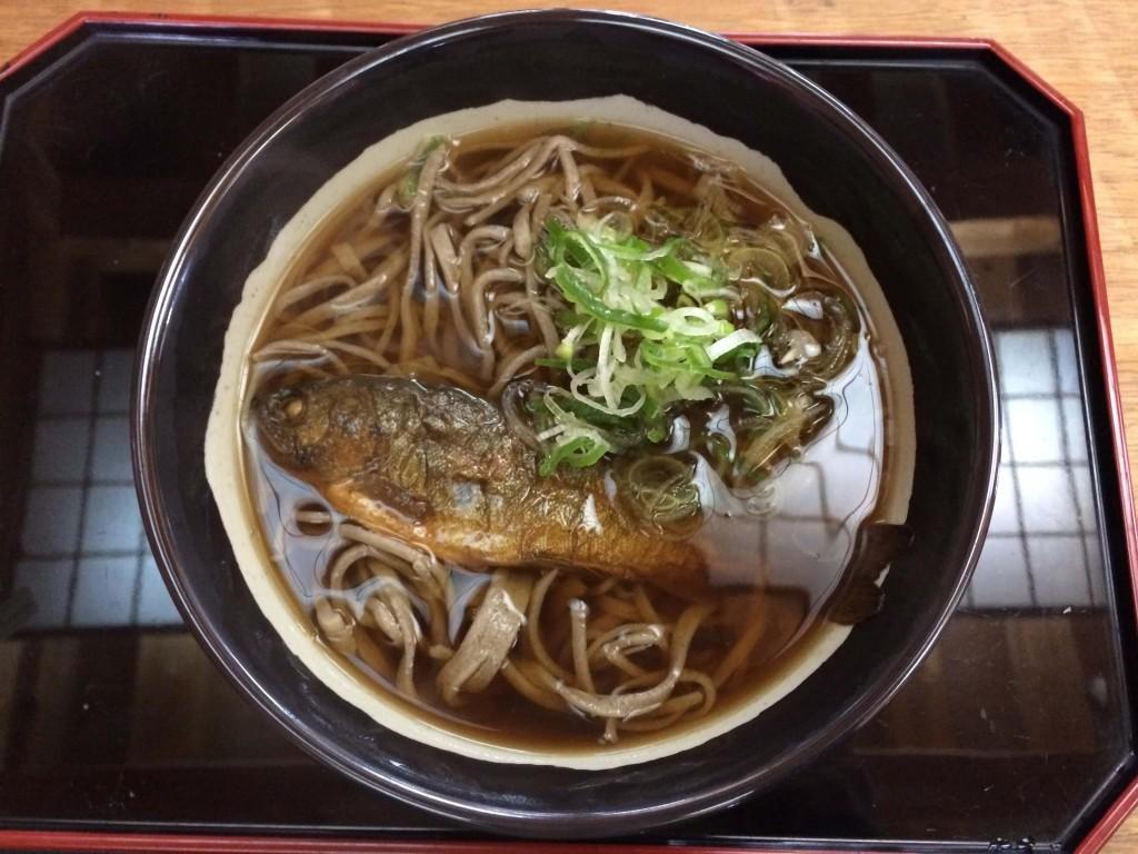 shirakawa-go Soba Wakimoto