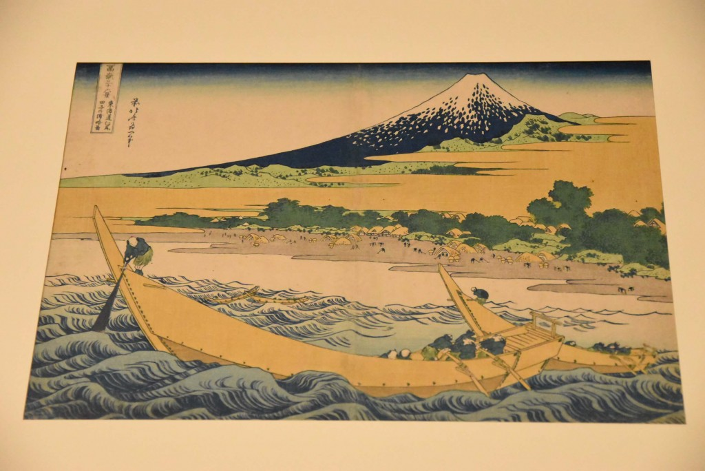 Thirty-Six Views of Mount Fuji by Katsushika Hokusai