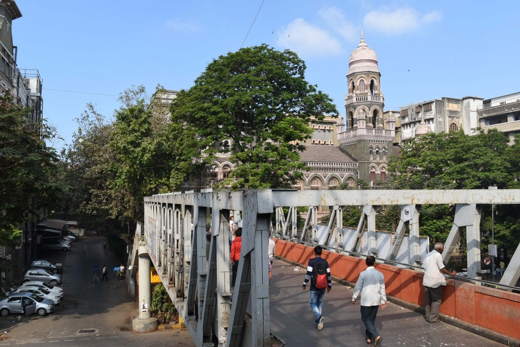 mumbai bridge collaspe